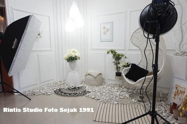 Rintis Studio Foto Sejak 1991
